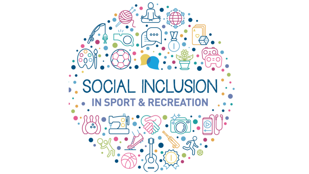 Social Inclusion in Sport & Recreation logo